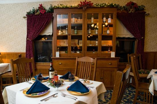 The Historic Elk Mountain Hotel and Restaurant : Cordon Bleu Cuisine