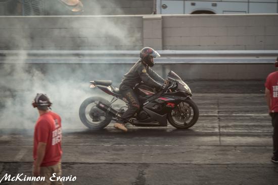 Atco, Nueva Jersey: Racing action