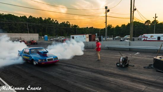 Atco, NJ : Racing action