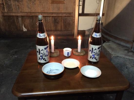 Fukurokujyu Brewery Co., Ltd.