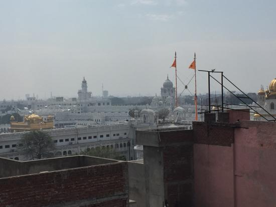 Hotel Sarovar Regency : Roof top view