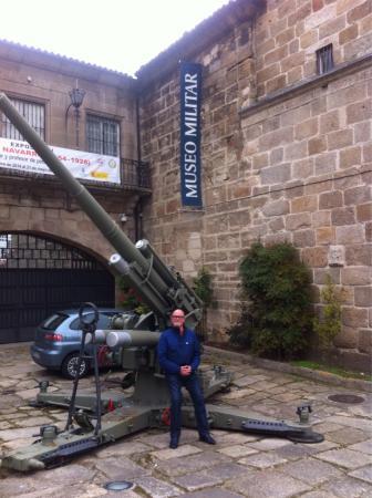 Regional Military Museum : Superb military museum