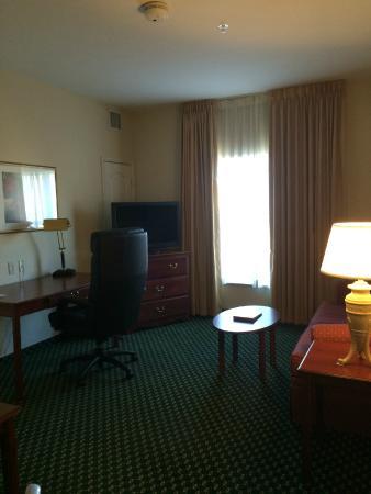 Homewood Suites by Hilton Sacramento-Roseville: Lounge Room