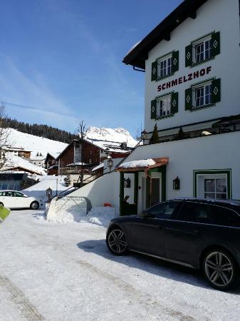 Hotel Schmelzhof: Lobby