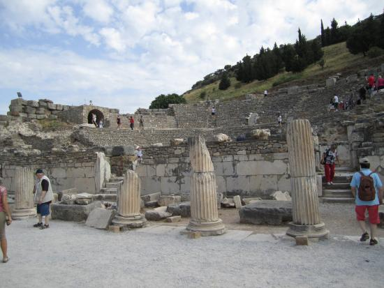 The Odeion: Odeion