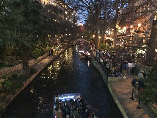 The Westin Riverwalk, San Antonio: Just a great picture I took that I had to share.