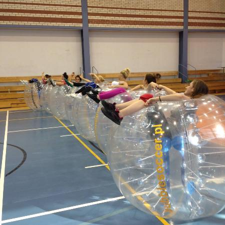 Dobra Faza - Bubble Football