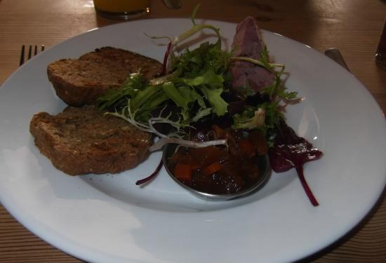 The Taverners: Ham hough, chutney and soda bread