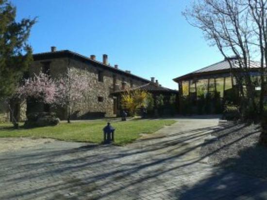 Hotel Rural Pena Del Alba