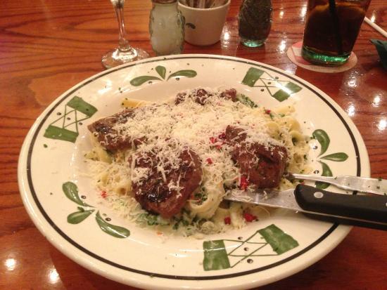 olive garden steak gorgonzola alfredo - Olive Garden Las Vegas