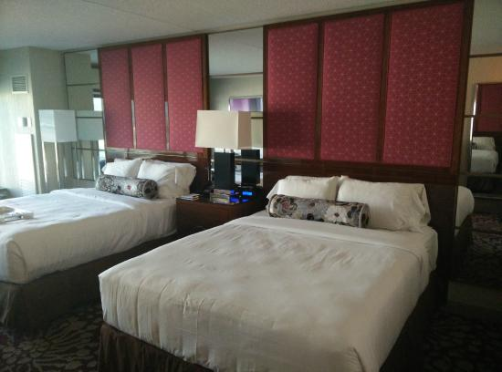 Double Bed Room Picture Of Mgm Grand Hotel And Casino