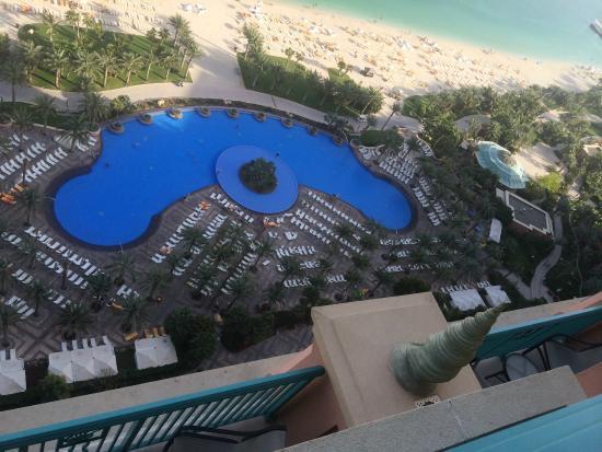 Pool Side Picture Of Atlantis The Palm Dubai Tripadvisor