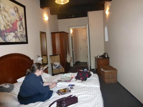 Hotel U Tri Bubnu: Room