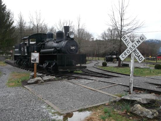 The Little River Railroad and Lumber Company Museum