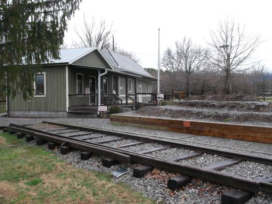 Townsend, TN: The Little River Railroad and Lumber Company Museum