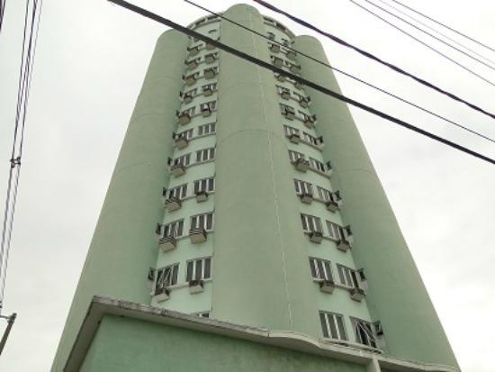 Tower Franca Hotel: Fachada do hotel
