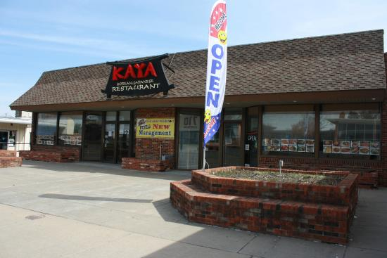 Kaya Korean & Japanese Restaurant