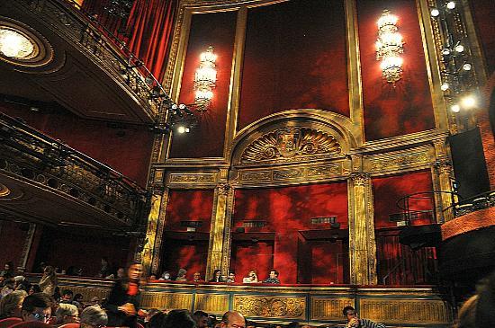 Lope de Vega Theater : Зал театра