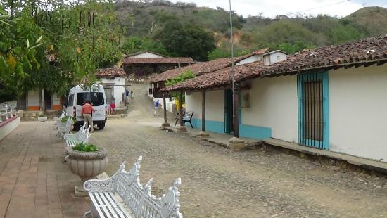 Copala: cozy village