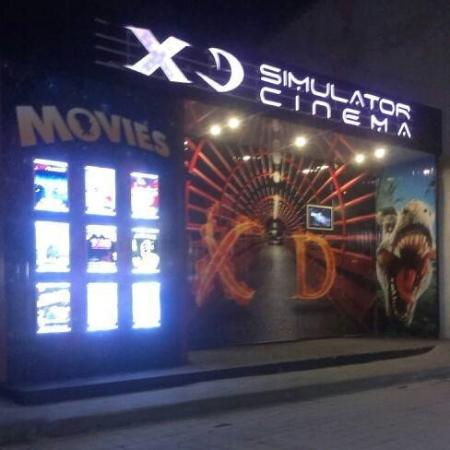 XD Simulator Cinema
