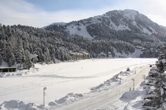 Sundance Grande Mountain Resort & Spa: Lake view from room...