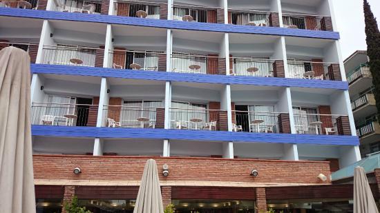 Lloret de Mar - Apartamentos Acacias