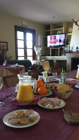 Hotel Carlos Astorga: desayuno