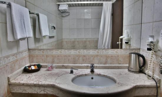Asal Hotel Ankara: Banyo