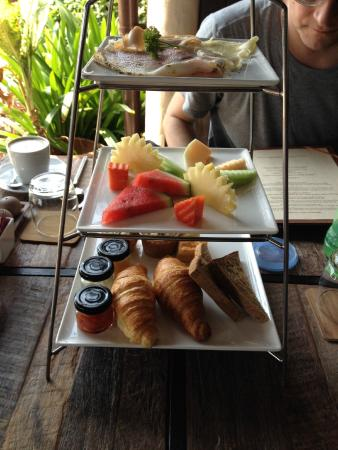 Aleenta Hua Hin Resort & Spa: Breakfast