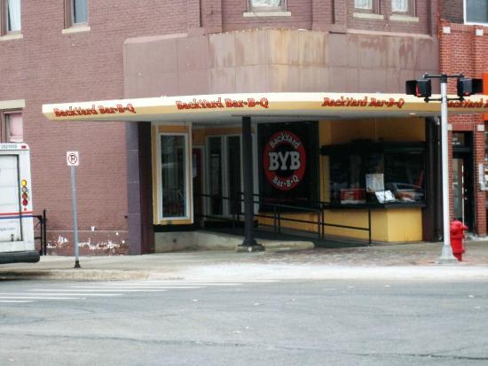 Backyard Bar Bq, Lansing   301 S Washington Sq   Menu, Prices U0026 Restaurant  Reviews   TripAdvisor