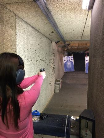 Family Indoor Shooting Range