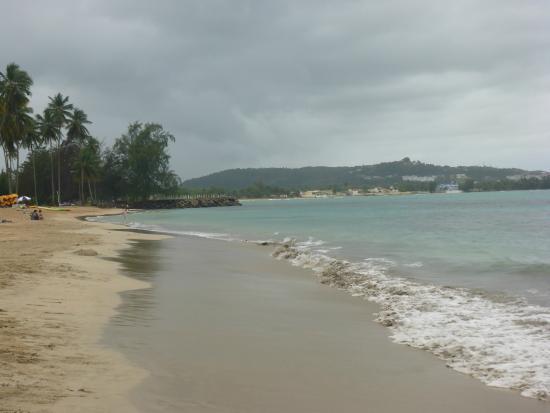 Rubio's Tours: Luquilo public beach