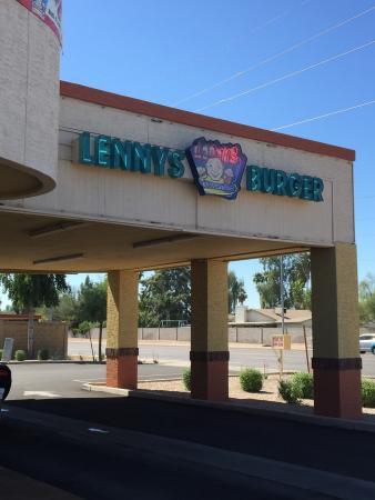 Leny's Burger