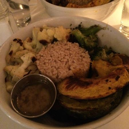 Photo of American Restaurant Peacefood Cafe at 41 E 11th St, New York City, NY 10003, United States