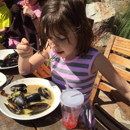 Mussels do delicious