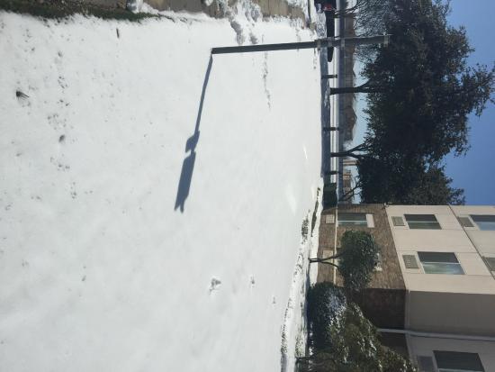 Fairfield Inn & Suites Fort Worth/Fossil Creek: Snowday!
