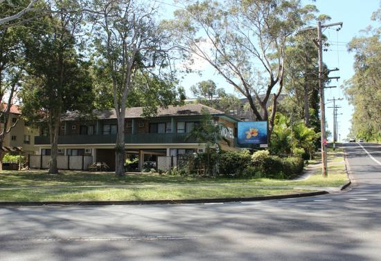 Port Stephens Motel : Port Stephens Motor Lodge