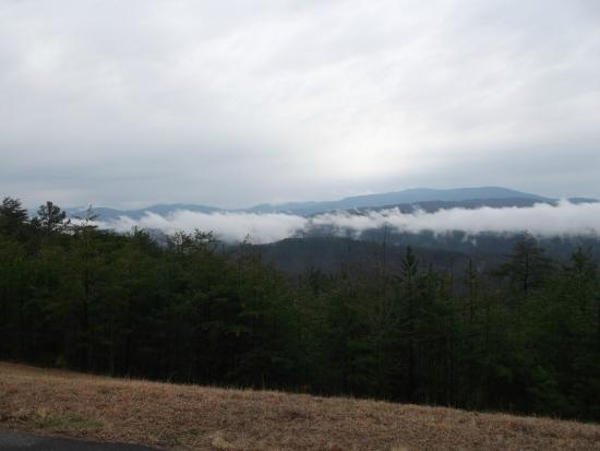 Foothills Parkway in Townsend,TN