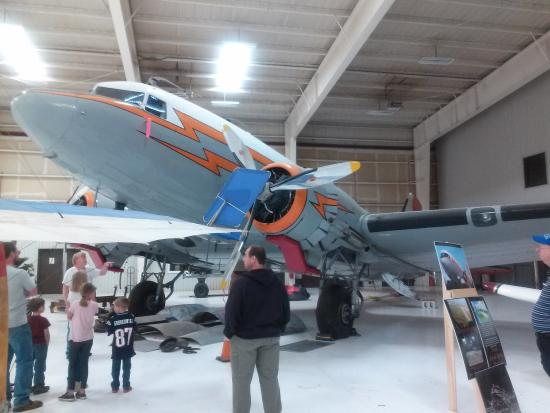 Texas Air & Space Museum: DC3