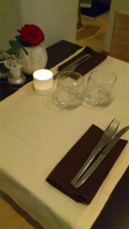 L'Atelier du dejeuner : diner sur reservation