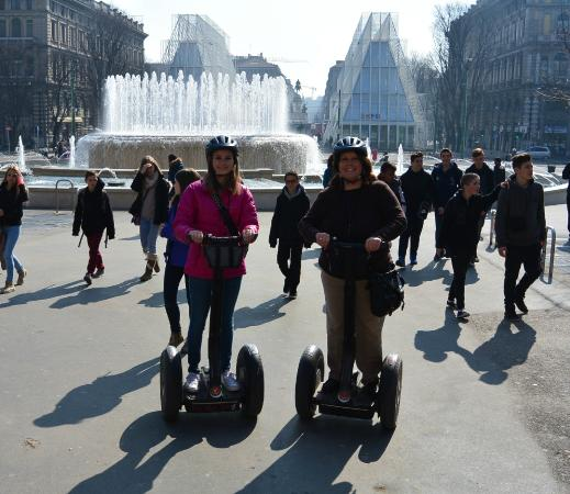 Italy Segway Tours: Great time on our Segway Tour!