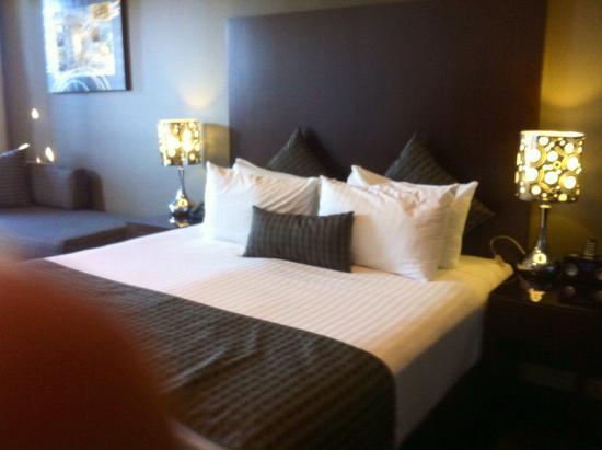 Best Western Premier Hotel 115 Kew : Room 116