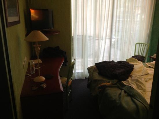 Hotel Parenthese : La chambre