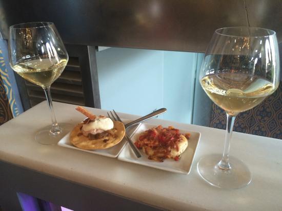 Casa Paca Restaurante: Pizza y tosta