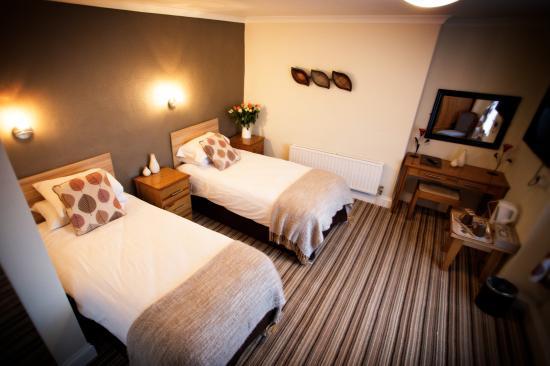 Beambridge Inn: Twin Room