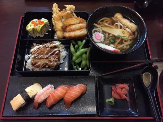 Sushi Castle: Dinner