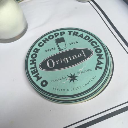 Bar Original - O melhor Chopp Tradicional : Um clássico
