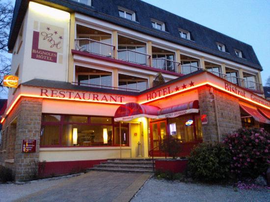 Bagnoles Hotel, Bistro Gourmand