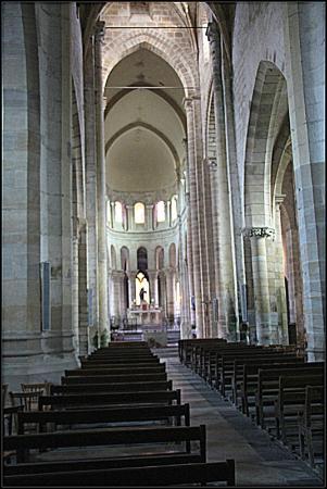 Eglise de Saint Menoux