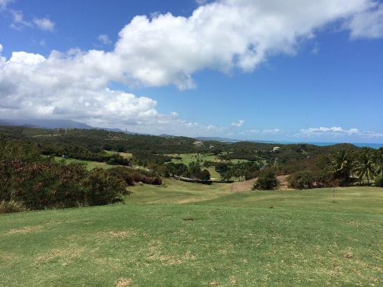 El Conquistador Golf Course: View from range